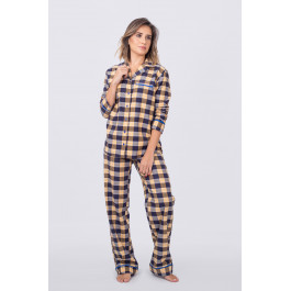 Pijama Xadrez Classic com Calça