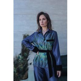 Pijama Concept Pavão Calça