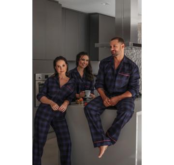 Pijama Classic Xadrez