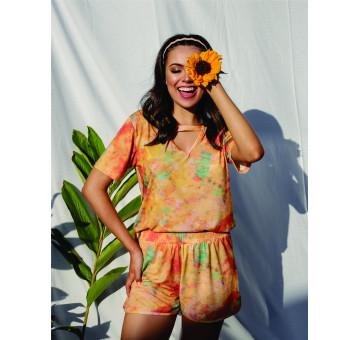 Pijama Sunshine Tie Dye