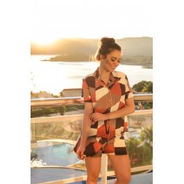 Pijama Geo Fashion